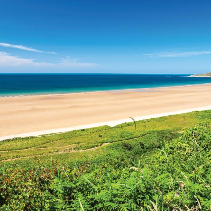 Award winning woolacombe beach north devon